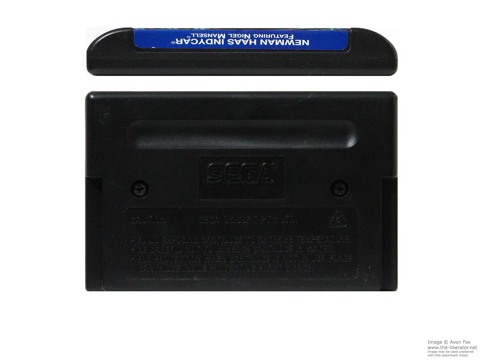 sega mega drive setup instructions