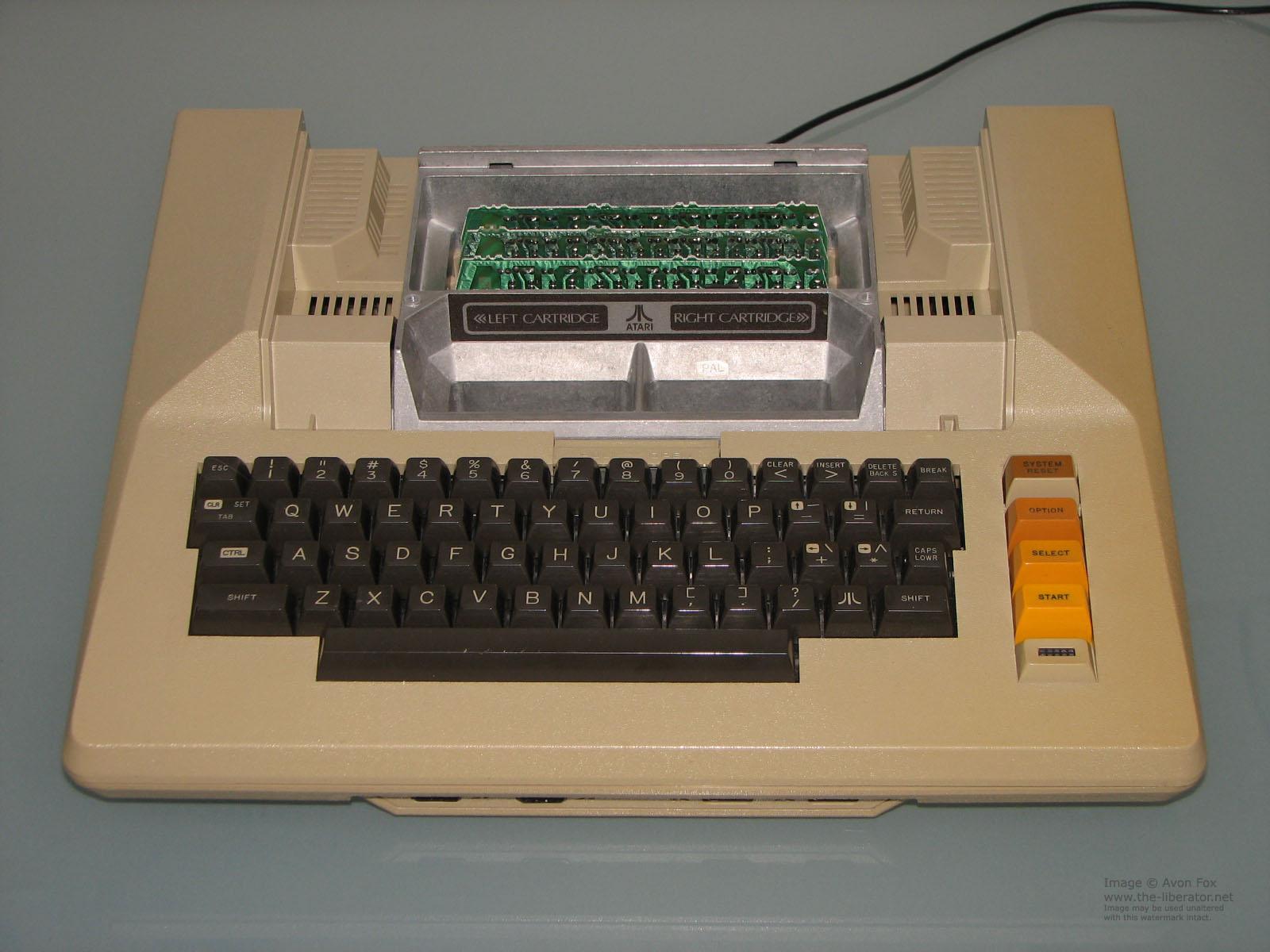 Atari 800 Disassembled
